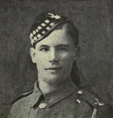 Meikle John, VC