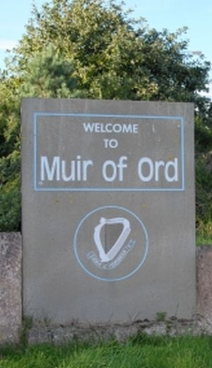 Welcome to Muir Of Ord
