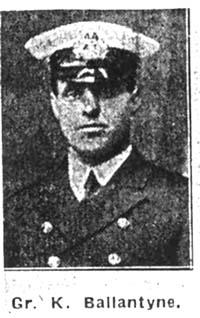 Ballantyne Kenneth, Gunner,