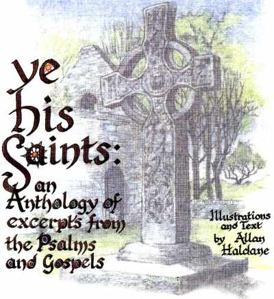 Ye His Saints - cover of book