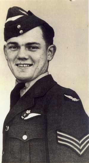 Flight Sergeant (Navigator) Hugh Munro Mackenzie