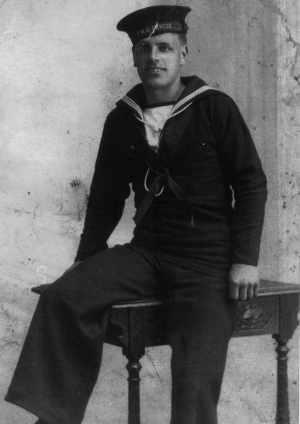 Able Seaman John Dougherty
