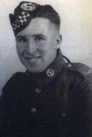 Private Harry Rayner Forbes