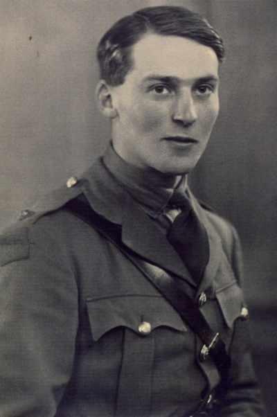 Captain Douglas Malcolm Gordon
