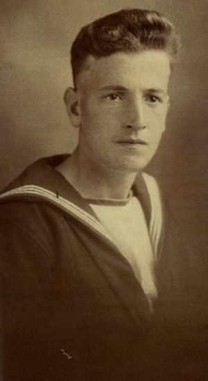 Able Seaman Donald Mitchell