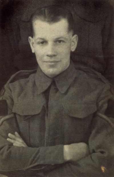 Lance Corporal Edward Shearer