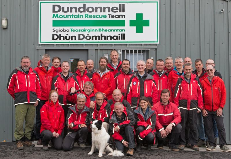 Dundonnell Mountain Rescue Team - photo 9