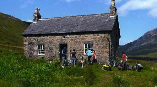 Culags bothy
