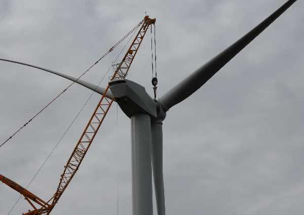 75 Turbine Lifting