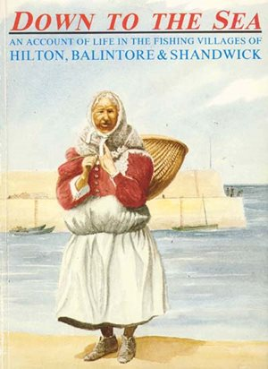 Down to the sea, book cover