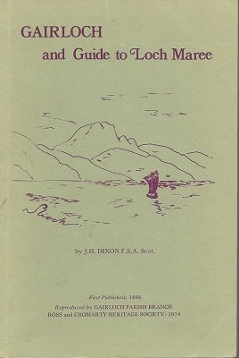 Gairloch and Guide to Loch Maree, book cover