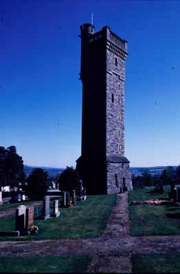 The Sir Hector Macdonald Memorial