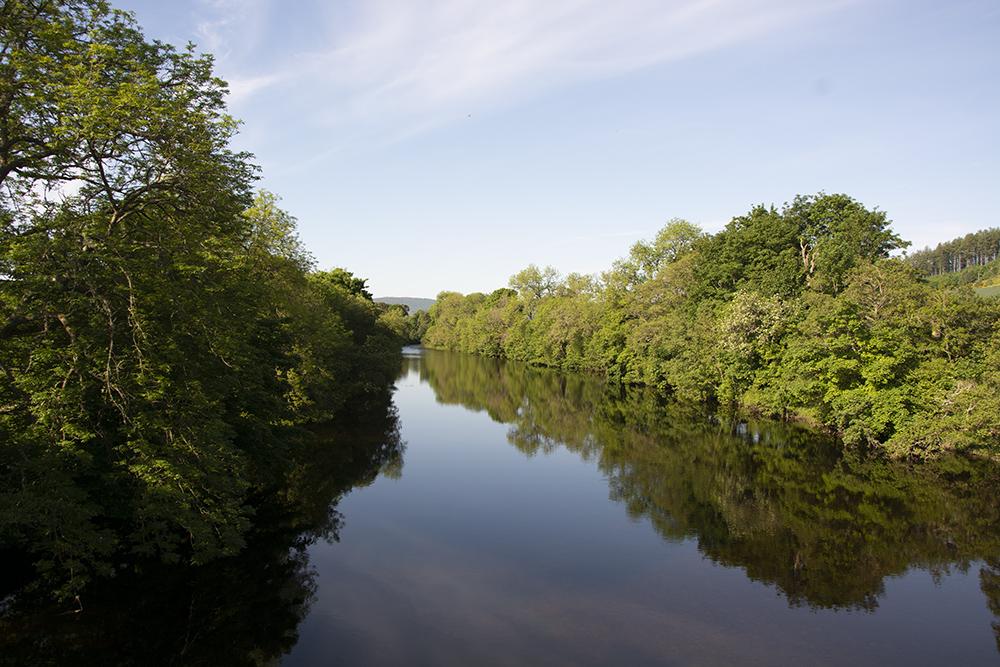 04 River Conon looking upstream