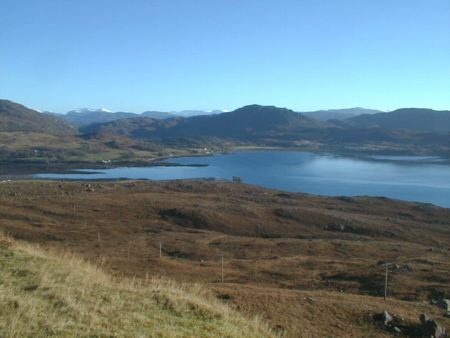 Loch Kishorn from the Bealach nam Bo.jpg