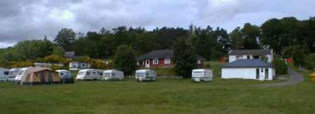 Contin caravan park