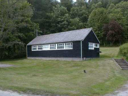 Forestry Commission building, Contin