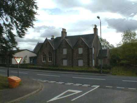 Contin school (now closed).