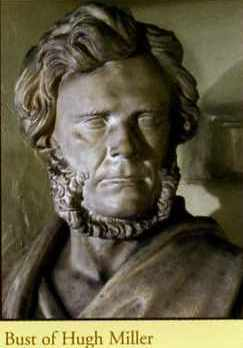 Bust of Hugh Miller