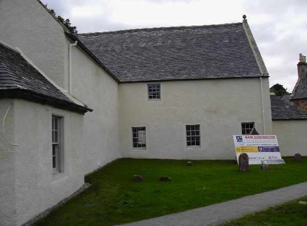 Renovation - exterior