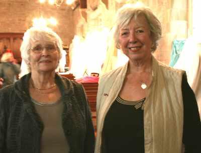 Margaret Black & June Munro