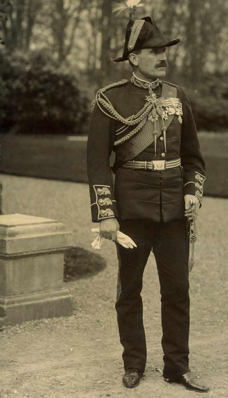 General Sir Hector Macdonald