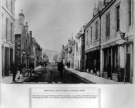 04 Dingwall History