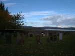Looking towards the Dornoch Firth.