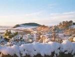 Snow at Avoch
