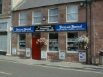 The Newsagents, Fortrose.