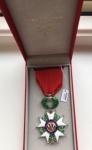 The Legion d'Honneur.