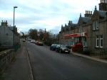 Main street, Munlochy