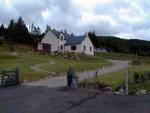 Strathconon houses