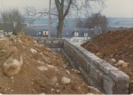 Photograph of the Hall (Maryburgh Amenity Centre) under construction - photo 3