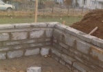 Photograph of the Hall (Maryburgh Amenity Centre) under construction - photo 4