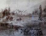 Print of Tarradale House