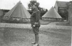 Major Tommy (?) Finn (?), Nigg Camp.