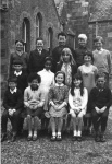 P5 ,6 and 7 of Nigg School, 1968.