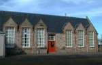 The former Newhall (Resolis) Primary School.