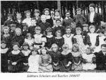Saltburn Scholars and Teachers 1896/97