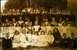 Fodderty Primary School Class Photo 1928