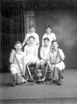 Winners of Hutchison Cup 2nd June 1951