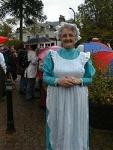 Mrs Margaret Spark, the local pharmacist