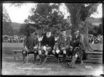 Bodachs (Gaelic:  old men) at Strathpeffer Highland Gathering 1925