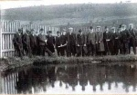 1910 Annual inspection of towns water springs Culpleasant