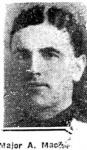 Mackintosh Arthur, Major, Canada ex Achnasheen