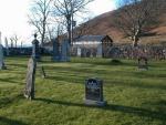 Clachan Church burial ground