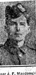 Macdonald John F, Piper, Fortrose