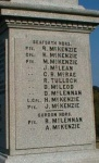 Aultbea War Memorial