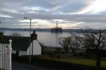 View from the Memorial looking across the Cromarty Firth to the Black Isle.